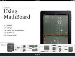 MathBoard for Educational apps